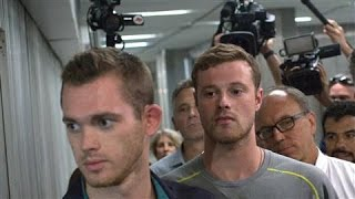 Rio Olympics: U.S. Swimmers Held in Robbery Probe