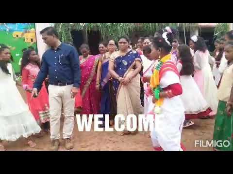 TATA college colony middle school teachers day
