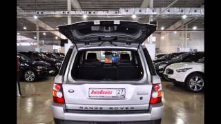 Land Rover Range Rover Sport, 2005 год