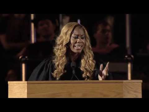 Sanya Richards-Ross Delivers the 2013 Commencement Keynote Speech