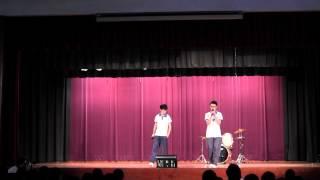 skhcyss的SKHCYSS 2014-15 歌唱比賽決賽 Huge Dragon(陳德健,邱嘉弦) 突然好想你相片