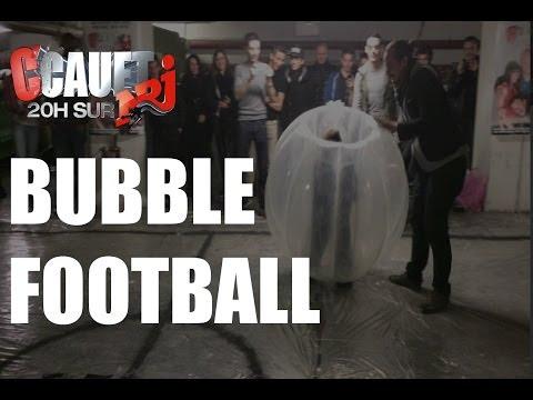Les filles se font défoncer au bubble football ! - C'Cauet sur NRJ