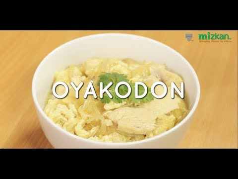 Oyakodon 親子丼 (Mizkan Asia Pacific Website Official Channel)
