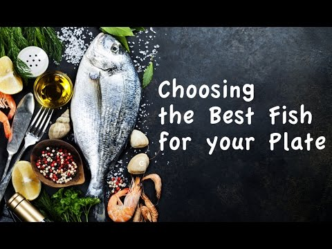 Nutritional Tip | Choosing the Best Fish for your Plate | Dorota Trupp
