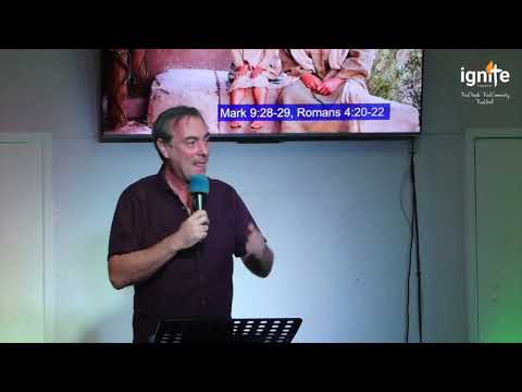 Ps Darin Browne  - Miracles: I Do Believe