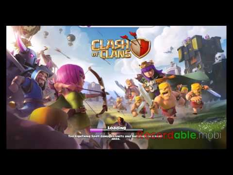 Clash of clans how to change bases