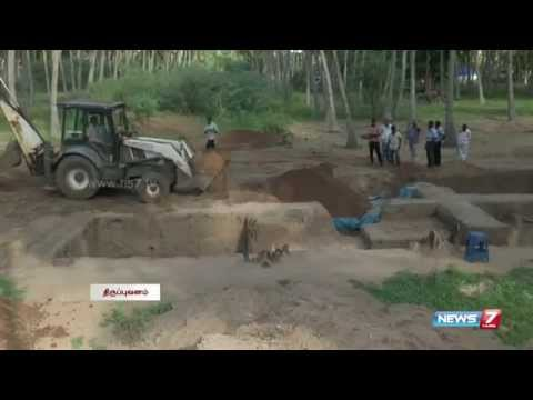 Sivagangai Excavation will continue says Archaeological Survey of India | Tamil Nadu | News7 Tamil