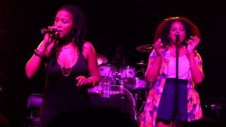 Floetry - Say Yes (Floetry Reunion Tour Philadelphia 7-26-15)