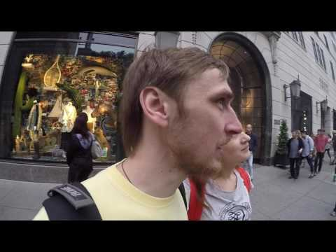Айда с нами (Honeymoon): Нью-Йорк (часть 1)