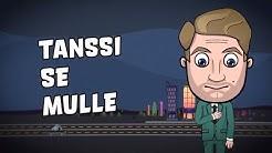 TANSSI SE MULLE - MIKKO TÖYSSY | JOONAS NORDMAN SHOW | MTV3