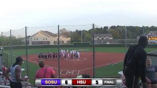 Reddies Softball vs. Southeastern Oklahoma (Games 1 & 2)   April 5, 2019