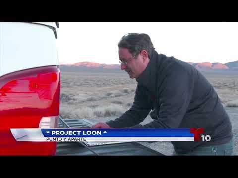 """""""Project Loon"""", de Google ayudaría a Puerto Rico"""