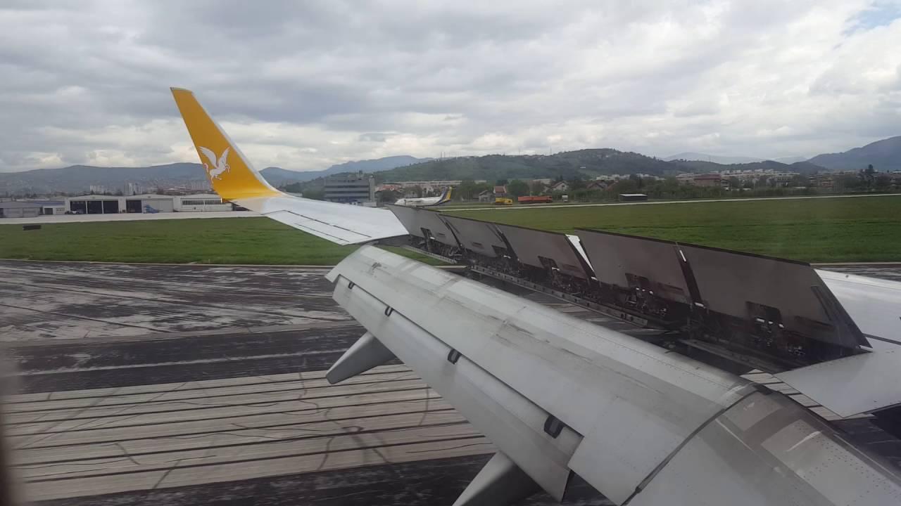Pegasus Airlines Sarajevo Airport