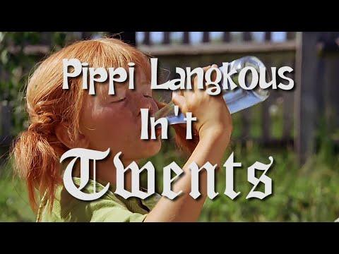 PIPPI LANGKOUS IN 'T TWENTS | GLADJAKKERS