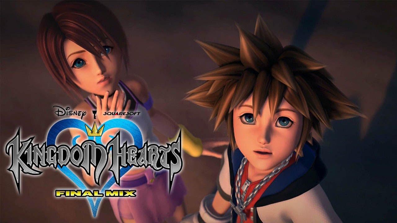 Anime Lyrics dot Com - Passion - Kingdom Hearts II - Game
