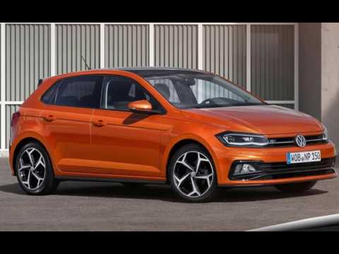 volkswagen nuova polo 2018 virtual tuning youtube. Black Bedroom Furniture Sets. Home Design Ideas