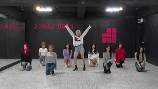 MOMOLAND 모모랜드   뿜뿜BBoom BBoom Dance Practice Mirrored