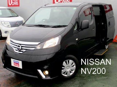 Краткий обзор Nissan NV200 2011 года из Японии. г. Новосибирск