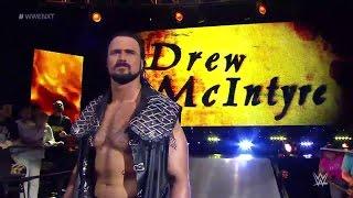 WWE NXT: Drew McIntyre 2017 Entrance w/ New Theme