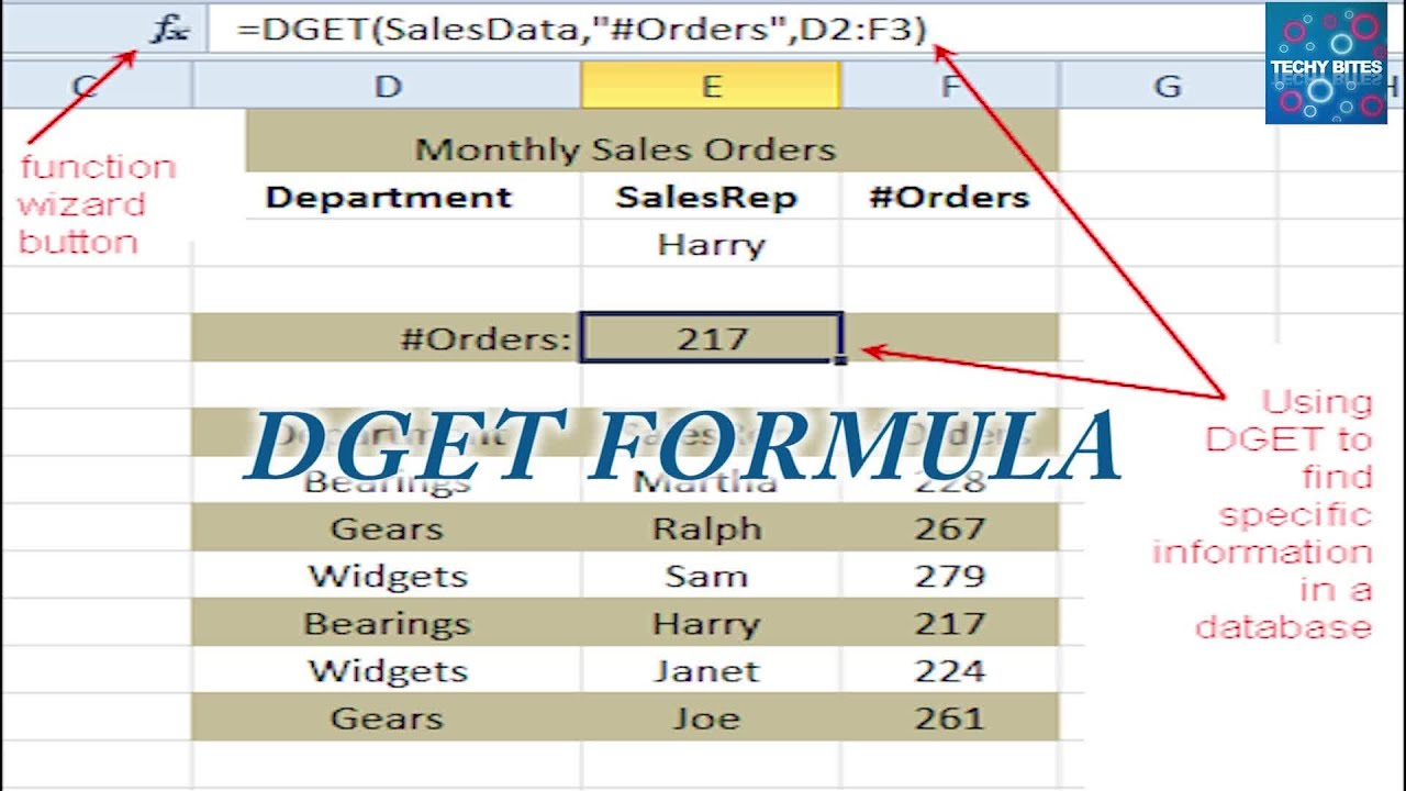 how to learn excel formulas pdf
