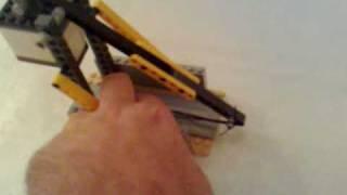 Lego Mini Trebuchet