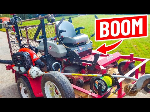 Best Lawn Care Setup for Beginners