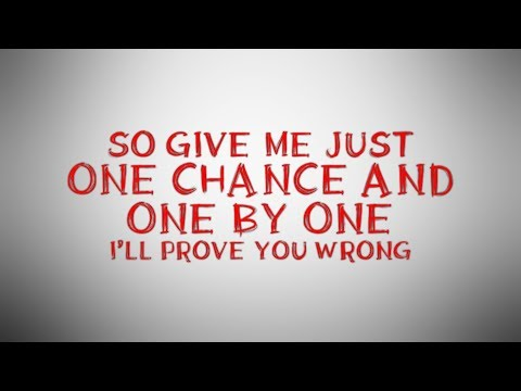Simple Plan - One By One (Lyrics)