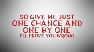 Simple Plan - One By One (Lyrics)