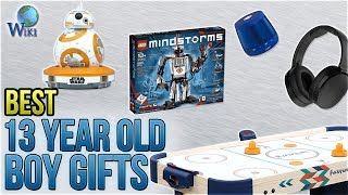 10 Best 13 Year Old Boy Gifts 2018