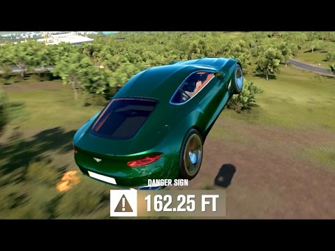 Forza Horizon 3 100% Everything - PR Stunts + TDU3 Coming Out!