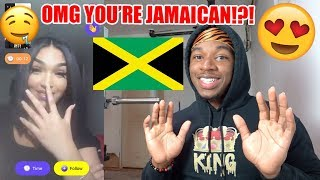 Download Using My Jamaican Accent to Pick Up Girls on the Monkey App Mp3 and Videos