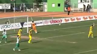Bank Asya 1. Lig 27. Hafta Giresunspor 3-0 Bucaspor (Özet)