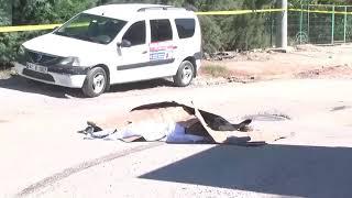 Hafriyat kamyonunun çarptığı bisikletli öldü - KOCAELİ
