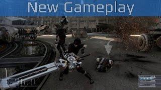 Final Fantasy XV - New Gameplay Walkthrough [HD]