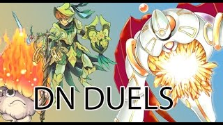 Competitive Yugioh Duels : Black Garden Beat vs Sylvans - Yes its only a Soul Charge deck.