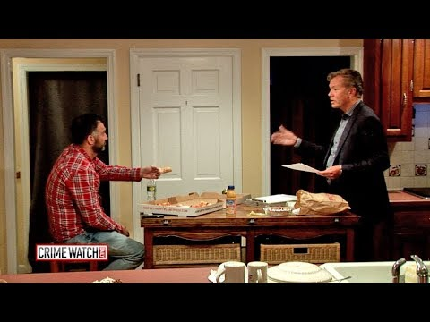 Man brings pizza to teens house, meets Chris Hansen instead