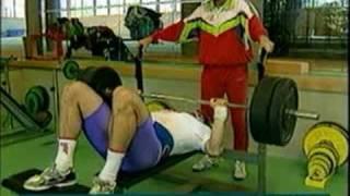 Préparation Physique : Werner Gunthor partie 2