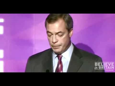 Nigel Farage - Believe in Britain, General Election  2015