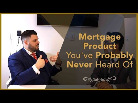 Real Estate Interview - The Mortgage Product You've Never Heard Of - Financial Planner Perspective