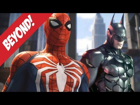 Will Insomniac's Spider-Man Be This Generation's Arkham City? - Beyond Episode 538