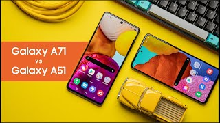 Samsung Galaxy A71 Review - Worth It Over The A51?