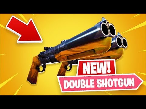 new-double-barrel-shotgun-pro-fortnite-player-fortnite-new-update