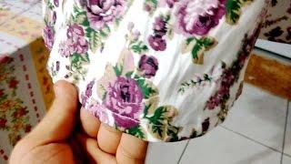 Dica de costura: Como fazer bainha de saia godê sem repuxar – Jonatas Verly