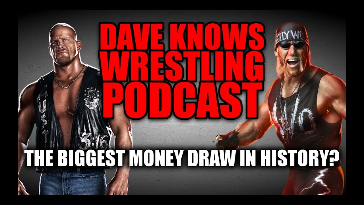 Who is WRESTLING's BIGGEST MONEY DRAW EVER? - YouTube