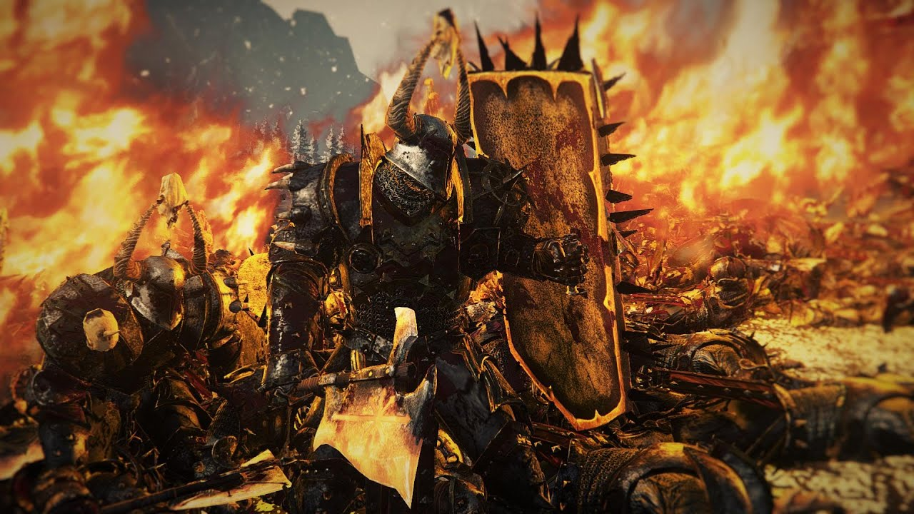 Total War Warhammer: Week Of The Beastmen