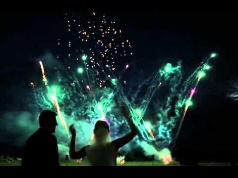 Ruth and Nathan's Wedding Fireworks Display
