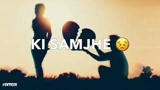 Bewafa bewafa nikli hai tu || WhatsApp status || video song 2018 || romantic whatsapp status full hd