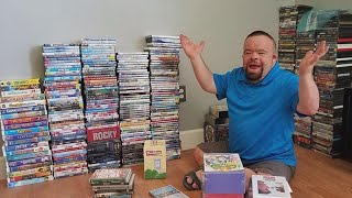 Strangers Step Up After Man With Down Syndrome Loses Movie Collection in Fire