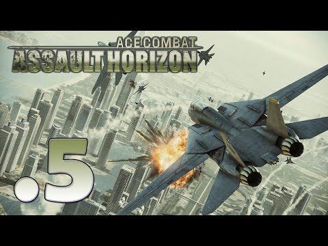 05 Ace Combat Assault Horizon en 2.0: NFR y Akula tiburón Markov