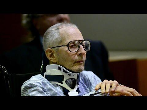 Stunning testimony in murder case against Robert Durst